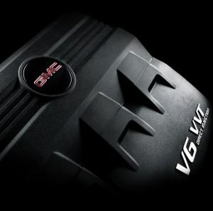 GMC Terrain V6 Engine
