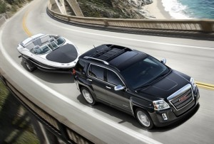 GMC Terrain Tow Rating